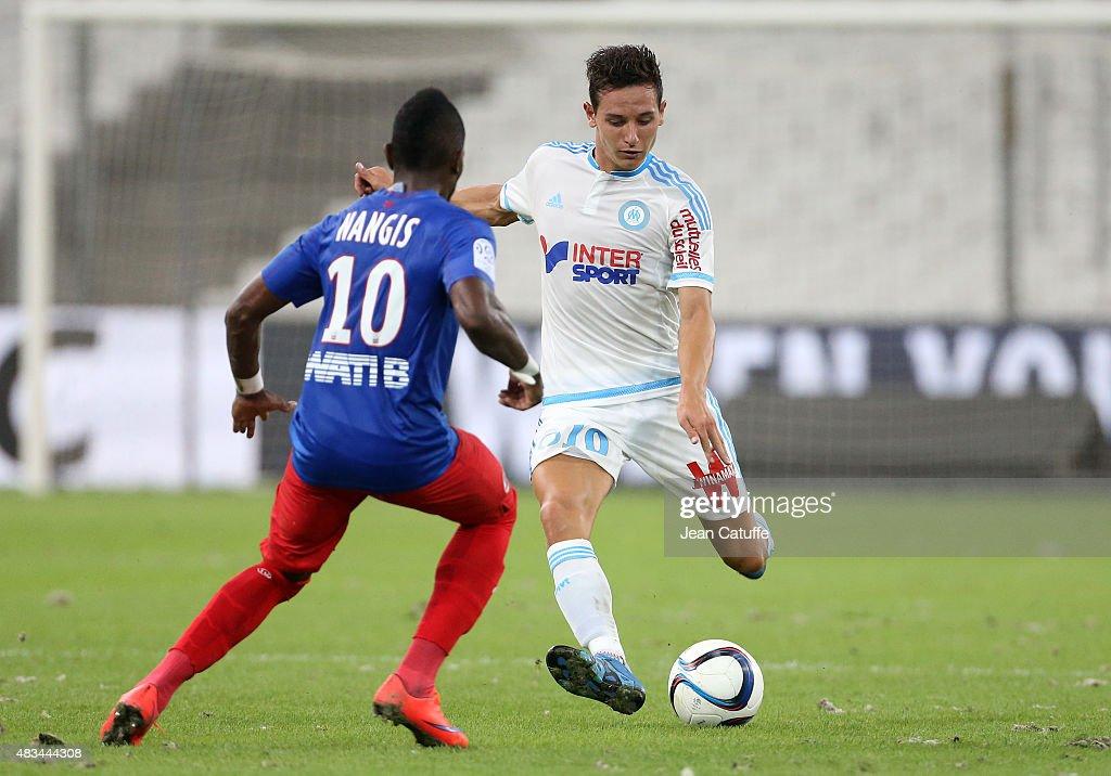 Olympique de Marseille v SM Caen - Ligue 1 : News Photo