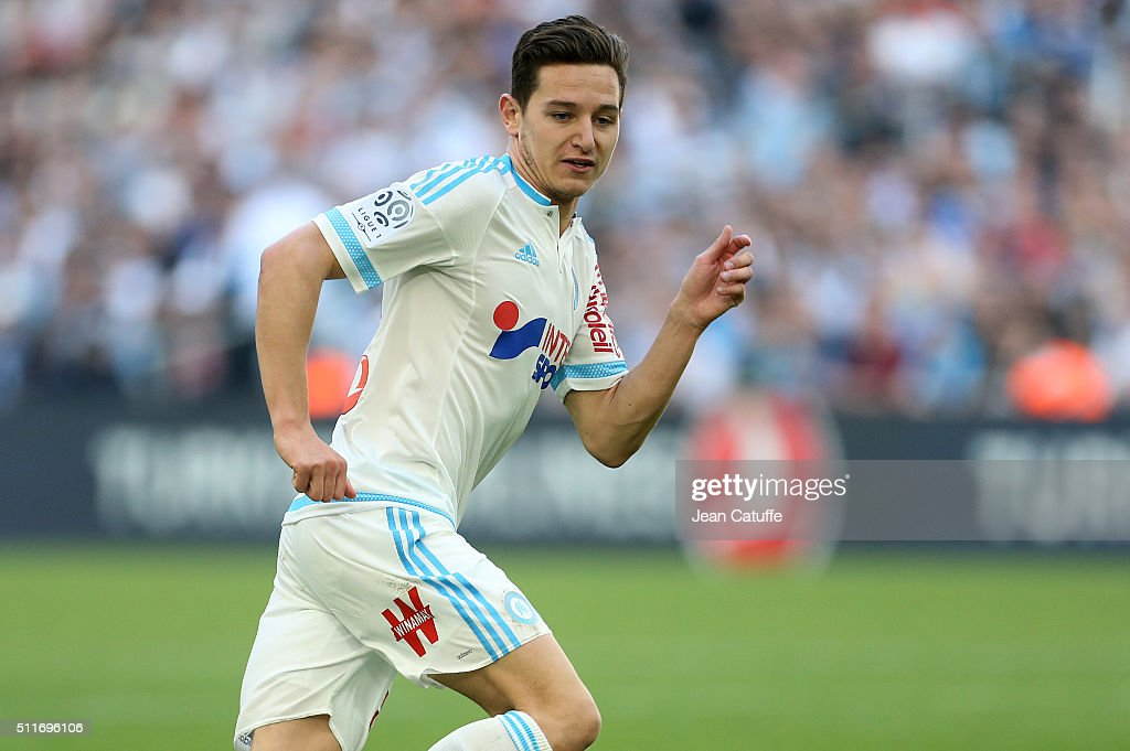 florian thauvin of om in action during the french ligue 1 match    news photo