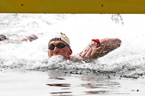 KOR: Gwangju 2019 FINA World Championships: Open Water Swimming - Day 3