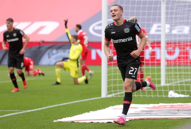 DEU: Bayer 04 Leverkusen v 1. FC Union Berlin - Bundesliga