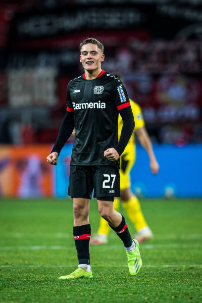 DEU: Bayer 04 Leverkusen v Borussia Dortmund - Bundesliga for DFL