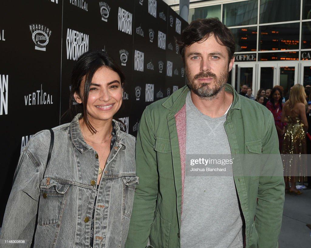 """Los Angeles Premiere of """"American Woman"""" : Fotografia de notícias"""