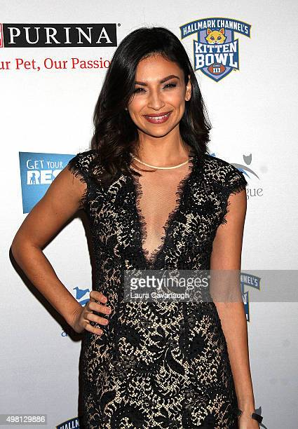 Floriana Lima attends the 2015 North Shore Animal League America Gala at The Pierre Hotel on November 20 2015 in New York City