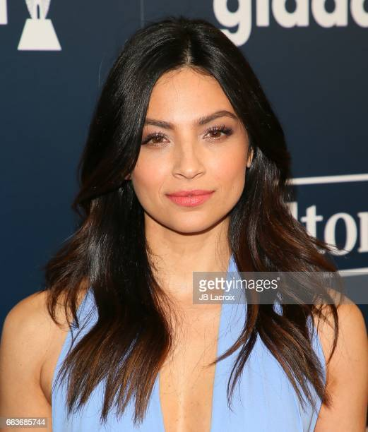 Floriana Lima attends the 28th Annual GLAAD Media Awards on April 01 2017 in Beverly Hills California