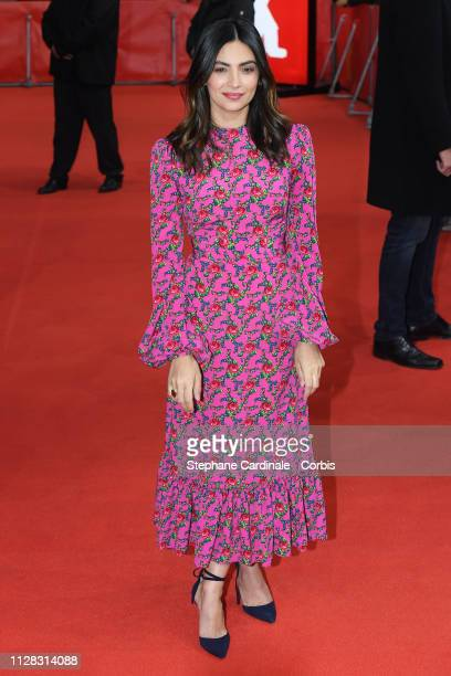 Floriana Lima attendS the Light Of My Life premiere during the 69th Berlinale International Film Festival Berlin at Zoo Palast on February 08 2019 in...