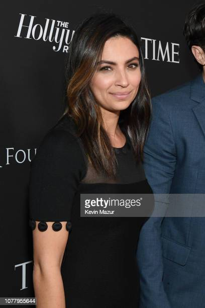 Floriana Lima attends the Sean Penn CORE Gala benefiting the organization formerly known as J/P HRO its lifesaving work across Haiti the world at The...
