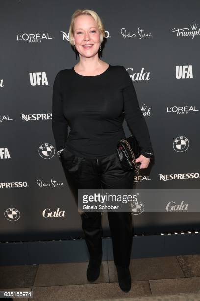 Floriane Daniel during the Berlin Opening Night by GALA and UFA Fiction at hotel 'The Stue' on February 9 2017 in Berlin Germany