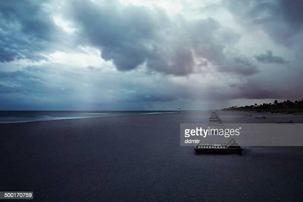 florida beach - delray beach stock photos and pictures