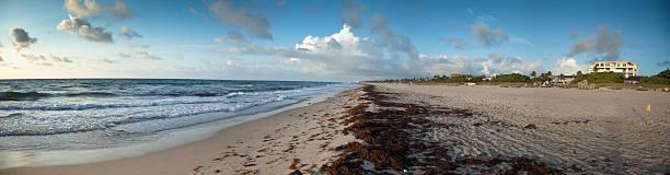 Florida Beach Panorama