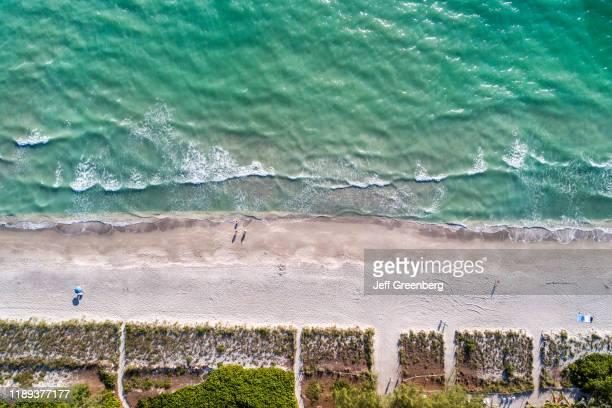 Florida Captiva Island Gulf of Mexico beach aerial