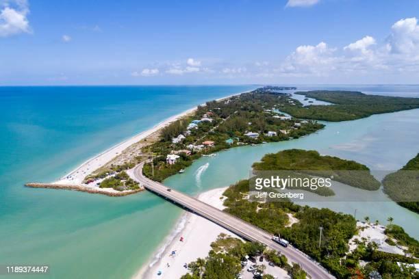Florida Captiva Island Sanibel Island Gulf of Mexico Turner Blind Pass
