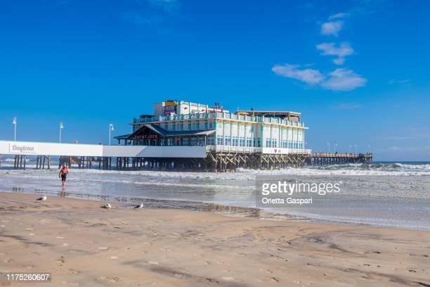 39 Panorama Of Daytona Beach Pier