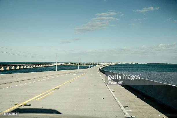 USA, Florida, Florida Keys, Seven Mile Bridge