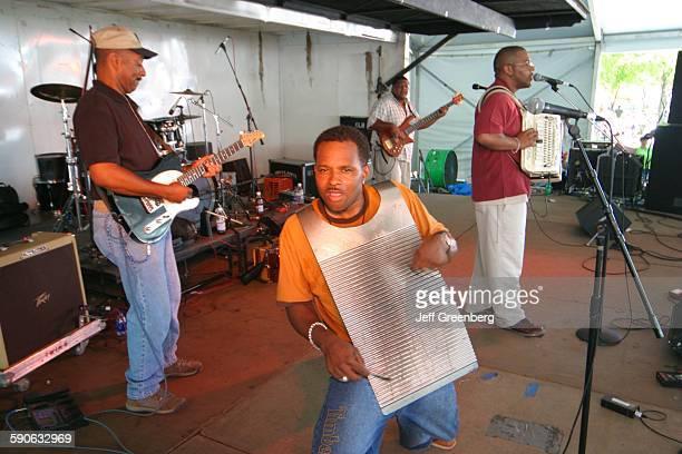 Florida Fort Lauderdale Cajun Zydeco Crawfish Festival Concert