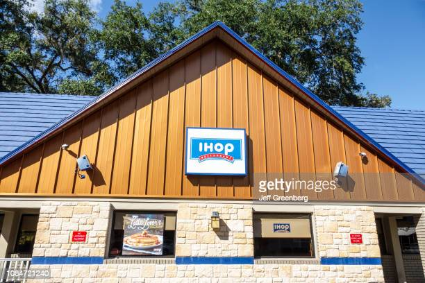 Florida Gainesville IHOP International House Pancakes exterior