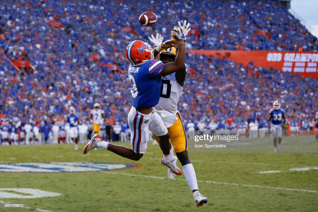 COLLEGE FOOTBALL: OCT 07 LSU at Florida Pictures | Getty Images