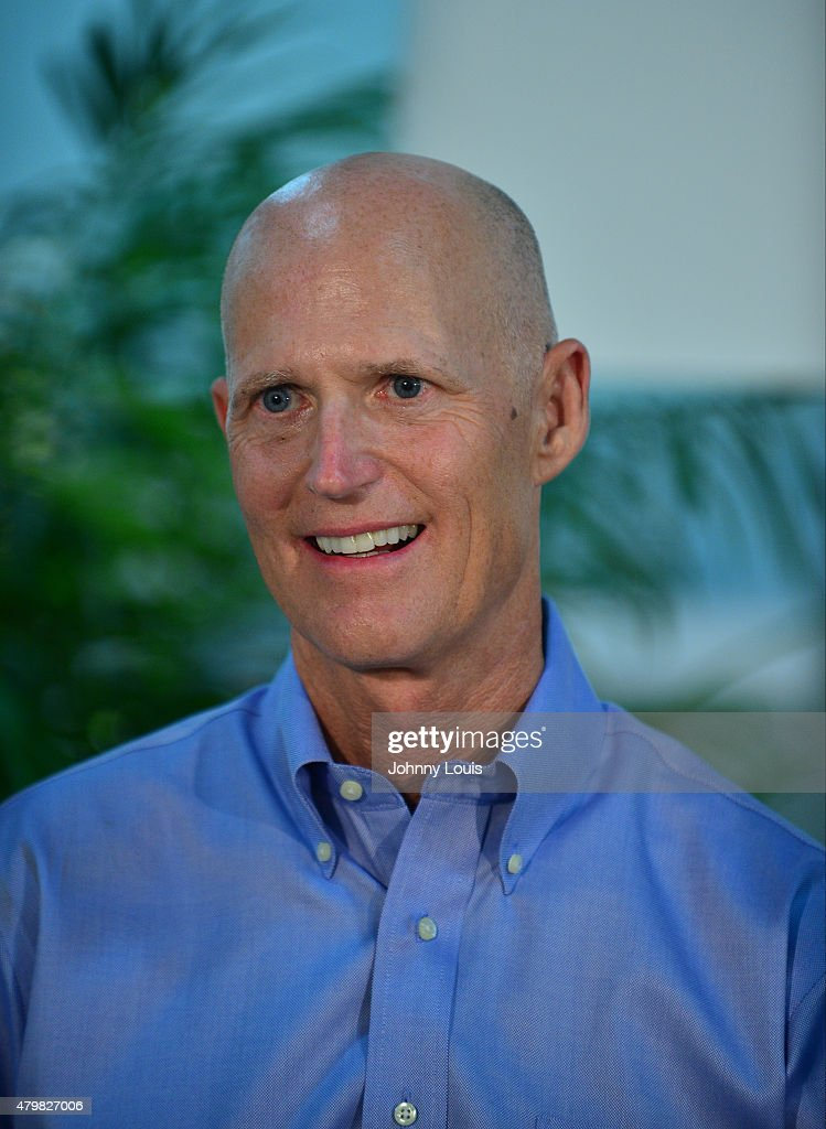 Governor Rick Scott Press Conference