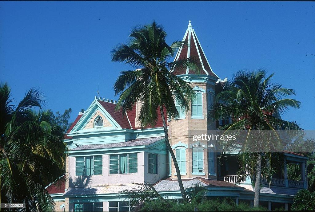 Haus Im Art Deco Stil In Key West News Photo Getty Images