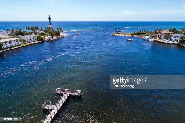Florida Hillsboro Inlet Lighthouse