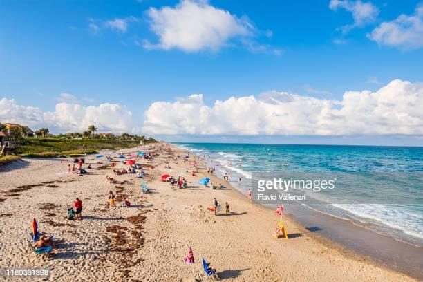 florida (us) - juno beach - juno beach florida stock pictures, royalty-free photos & images