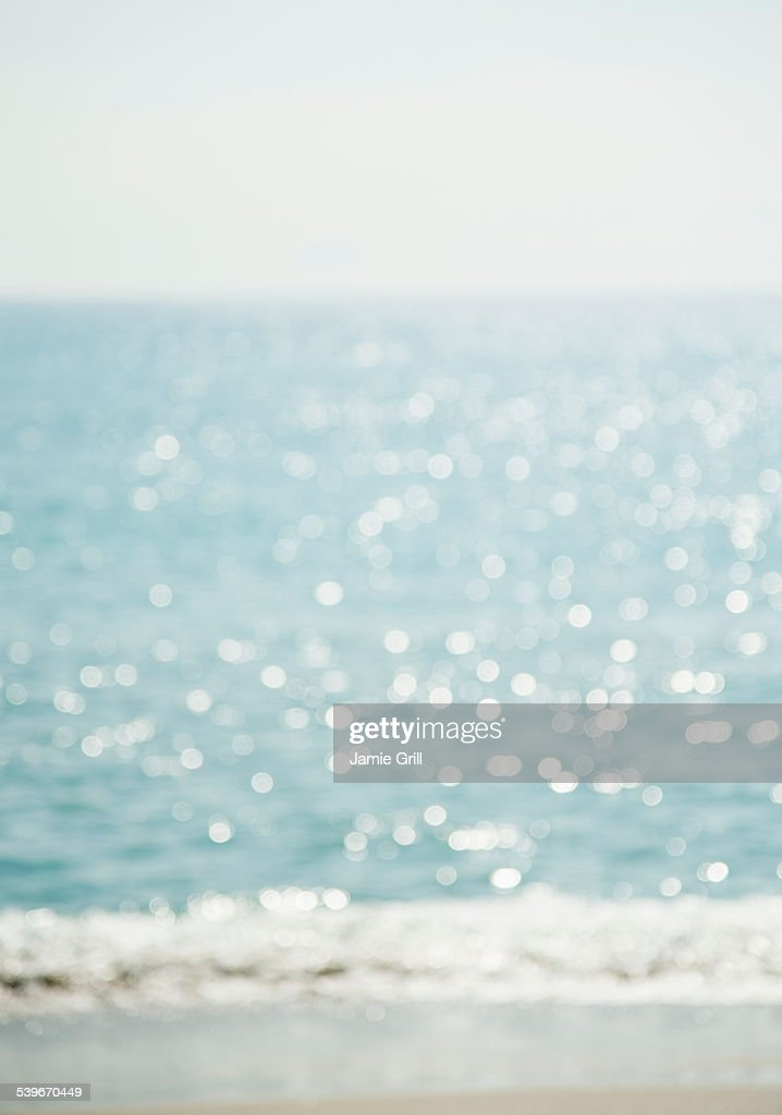 USA, Florida, Jupiter, View of seascape : ストックフォト