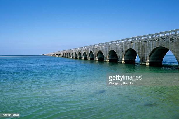 USA Florida Keys Sevenmile Bridge