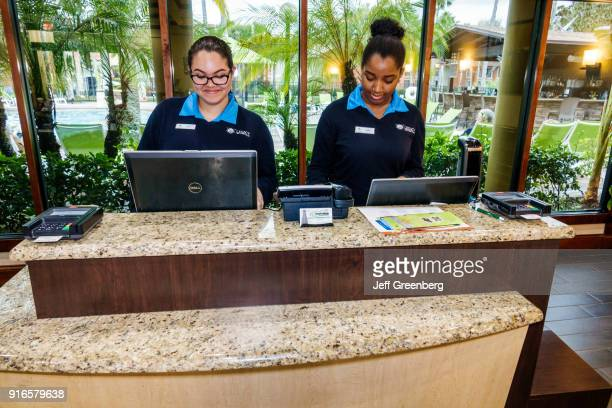 Florida Legacy Vacation Club Kissimmee Front Desk
