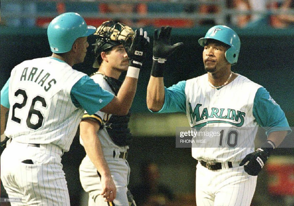 Image result for gary sheffield marlins