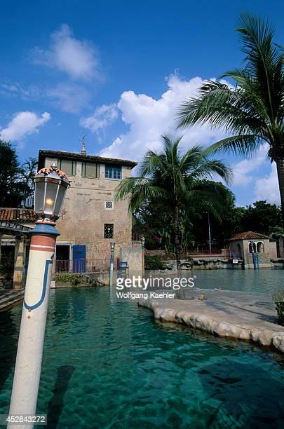 USA Florida Miami Coral Gables Venetian Pool