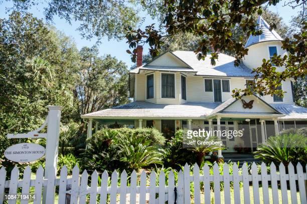 Florida Micanopy The Simonton House