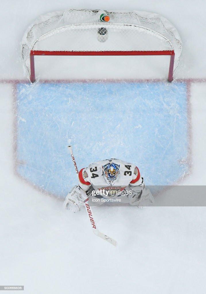 NHL: JAN 02 Panthers at Wild : News Photo