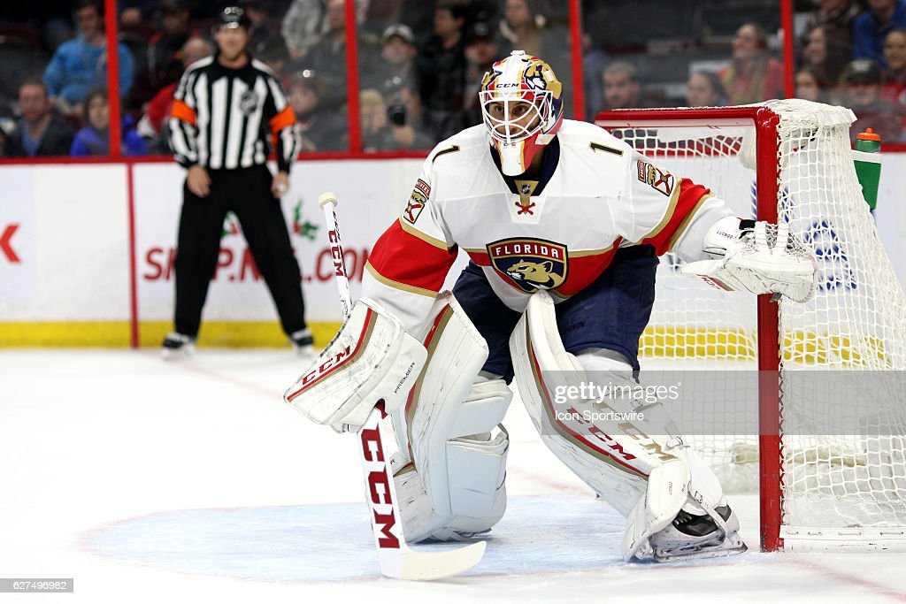 NHL: DEC 03 Panthers at Senators : News Photo