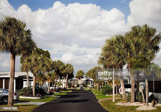 Florida retirement village