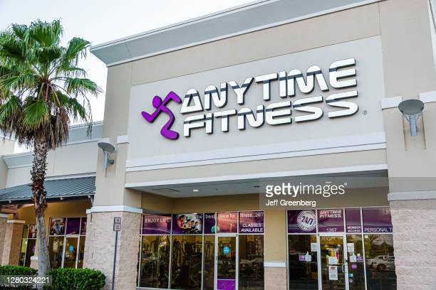 353 Anytime Fitness Photos And Premium High Res Pictures Getty Images