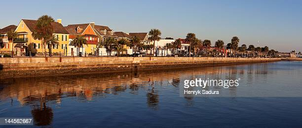 usa, florida, st. augustine - st. augustine florida stock photos and pictures