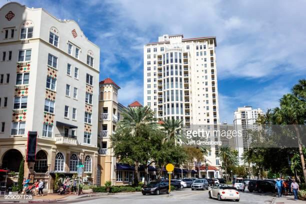 Florida St Petersburg Downtown