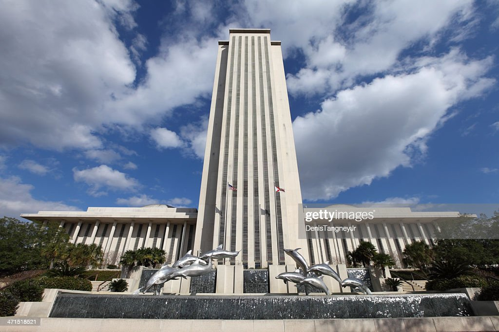 Florida State Capitol : Stock Photo