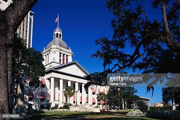 florida state capitol - tallahassee stock pictures, royalty-free photos & images