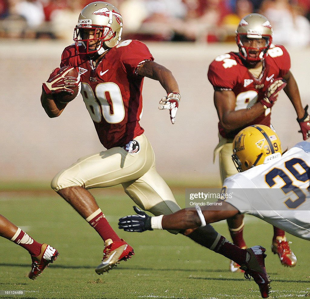 Murray State at Florida State college football : News Photo