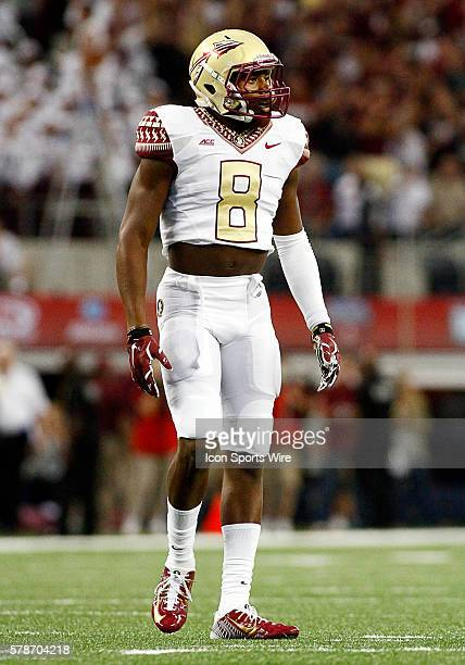 Florida State Seminoles defensive back Jalen Ramsey during a NCAA football game between the Florida State Seminoles and the Oklahoma State Cowboys in...
