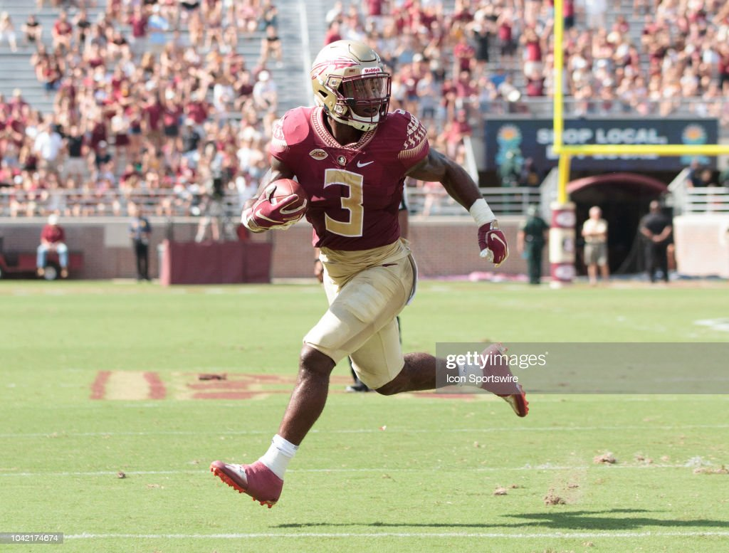 COLLEGE FOOTBALL: SEP 22 Northern Illinois at Florida State : News Photo