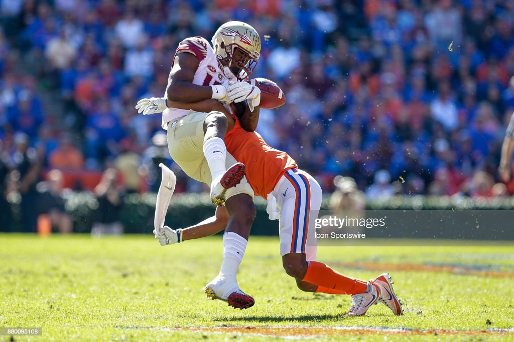 COLLEGE FOOTBALL: NOV 25 Florida State at Florida Pictures | Getty ...