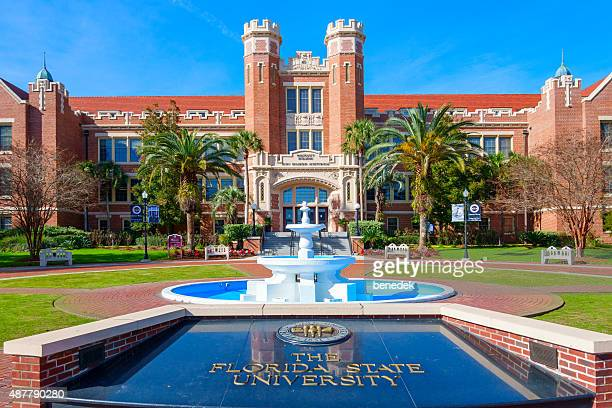 florida state university tallahassee - tallahassee stock pictures, royalty-free photos & images
