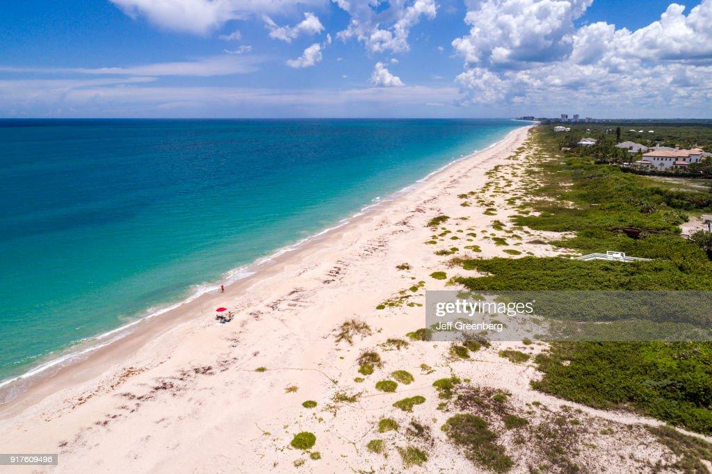 Florida Vero Beach Round Island Oceanfront Park News Photo