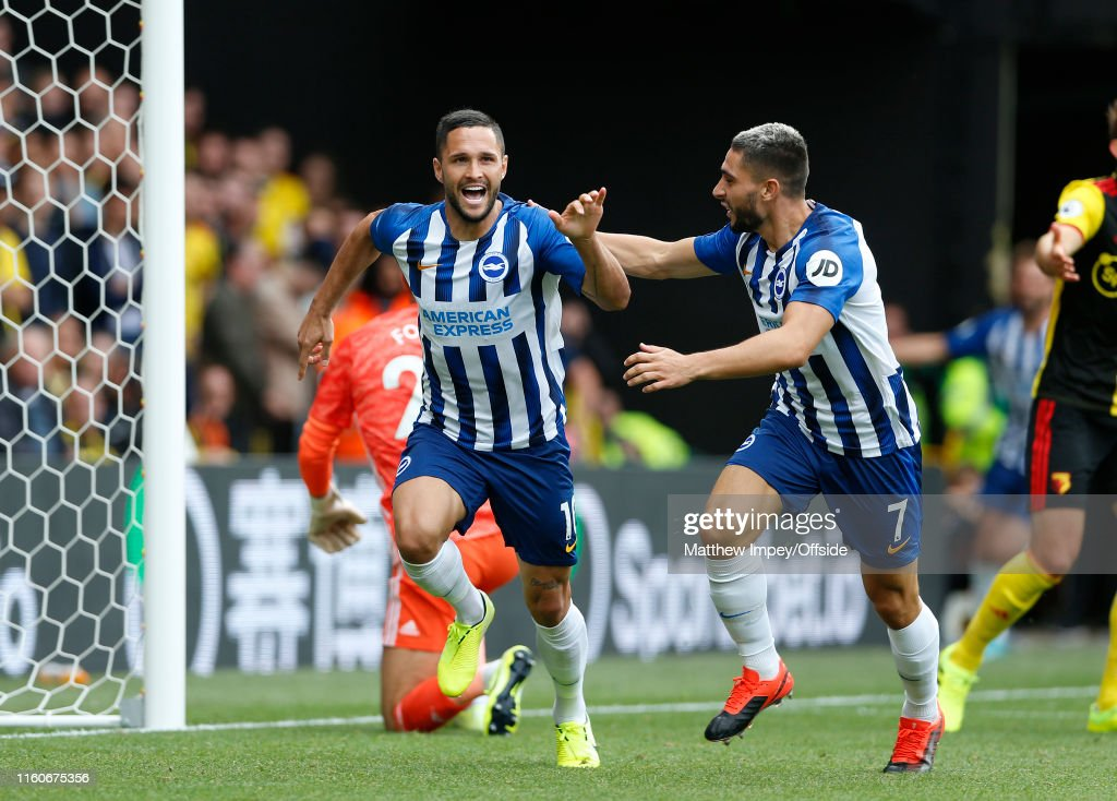 Watford FC v Brighton & Hove Albion - Premier League : News Photo