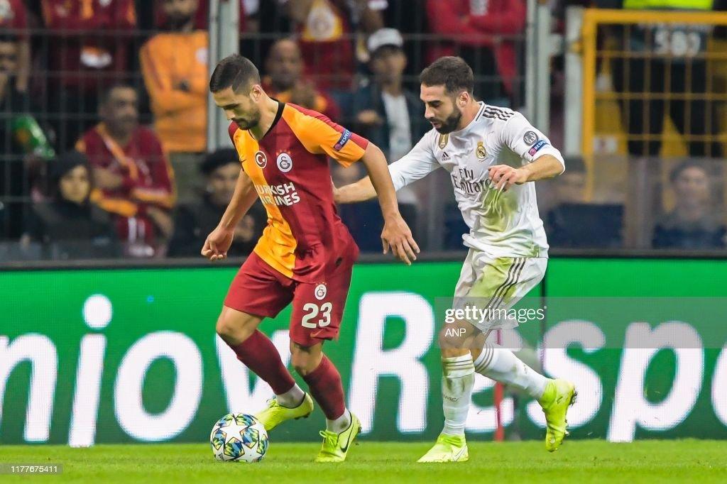 "UEFA Champions League""Galatasaray AS v Real Madrid"" : News Photo"