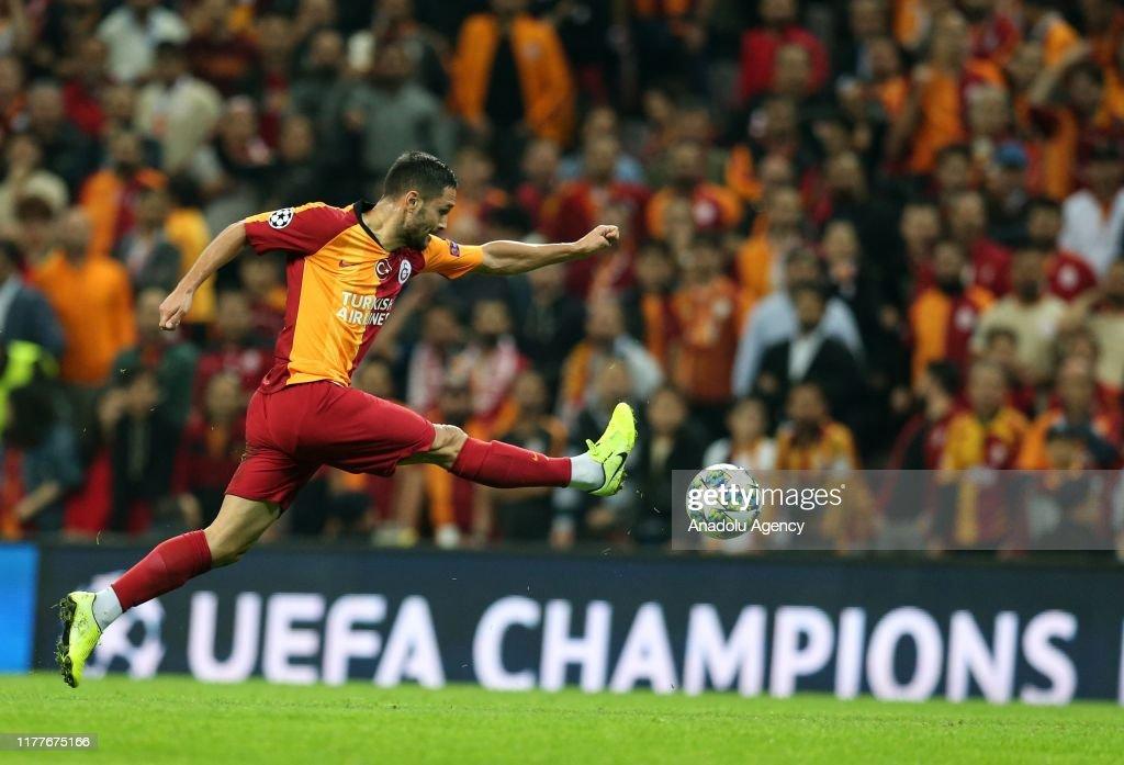 Galatasaray vs Real Madrid: UEFA Champions League : News Photo