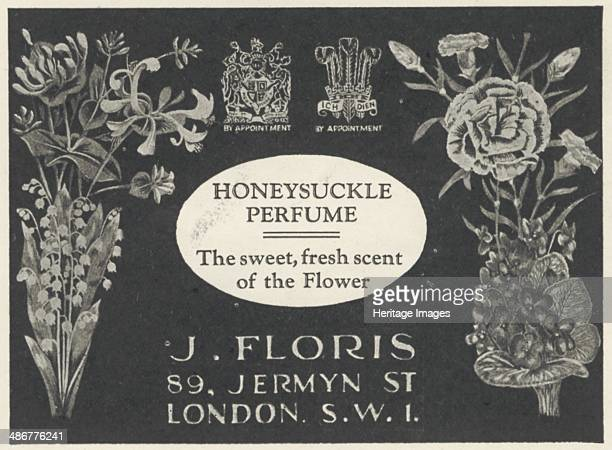 J Floris perfumier 1935