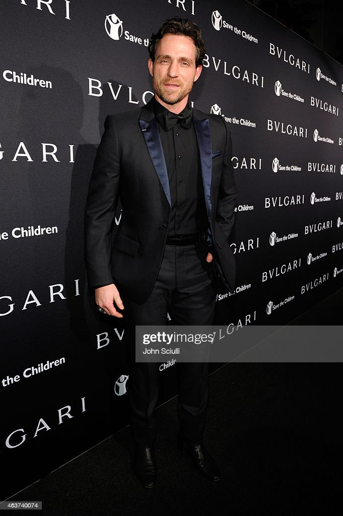 Florist Jeff Leatham attends BVLGARI and Save The Children STOP. THINK. GIVE. Pre-Oscar Event at Spago on February 17, 2015 in Beverly Hills, California.