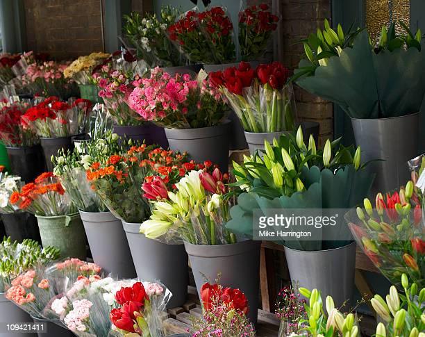 Florist Shop Display